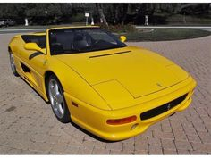 1998 #FERRARI F355 SPIDER F1 Collector quality in every way.*NO RESERVE** Prisitne 355 F1 #ebay #auto #car http://ht.ly/5FF7309rnSV