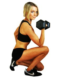 The Benefits of Weights Training for Women