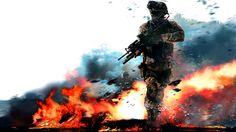 Call Of Duty Games HD Wallpaper For Desktop