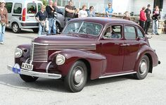 1939 Opel Kapitan 2.5L 6-cylinder-in-Line engine