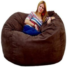 The #Cozy Sack foam chair is the most comfortable place to sit anywhere. They are filled with the softest virgin urethane foam available. The urethane foam will ...
