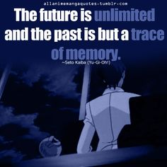 Yu-Gi-oh! Seto Kaiba quote