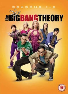 """The Big Bang Theory"" (2007– ) A woman who moves into an apartment across the hall from two brilliant but socially awkward physicists shows them how little they know about life outside of the laboratory."