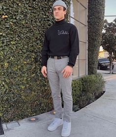 Shared by Rebekah. Find images and videos about cute, Hot and boys on We Heart It - the app to get lost in what you love. Ethan And Grayson Dolan, Ethan Dolan, Stylish Mens Outfits, Cool Outfits, Grayson Dolan Instagram, Dolan Twins Wallpaper, Classy Wear, Twin Outfits, Comme Des Garcons
