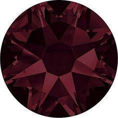 905dce826 2000, 2058 & 2088 Swarovski Flatback Crystals Non Hotfix Burgundy SS5  (1.8mm)