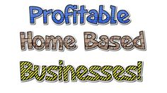 Profitable Business Ideas For Business Ideas Pinterest
