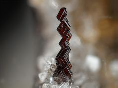 Rutile 'tree' - Some of the things that the earth makes are almost too fantastic to believe.