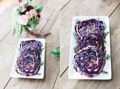 Red Cabbage Steaks: Jessi's Kitchen