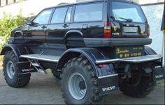 Volvo Monster: