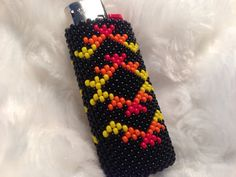 Beautiful Hand Beaded Native American style by NativeArtsCrafts