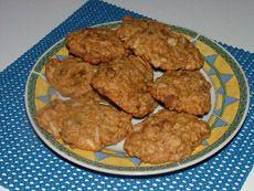Biscuits au chocolat et à la noix de coco