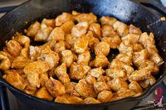 Bloemkool ovenschotel met kip - WayMadi Chicken Recipes, Recipies, Spaghetti, Veggies, Food And Drink, Menu, Cooking Recipes, Baking, Ethnic Recipes