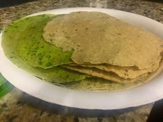 Totally FTDI oatmeal tortillas that you can enjoy with all your FTDI meals. You can have about 2-3 of these tortillas per meal depending on how thin you make them. Keep in mind they're about 1/2 protein and half carb so weigh them and measure accordingly.
