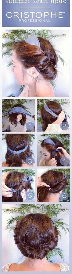Hair Tutorial on We Heart It