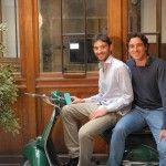 ExtraVerso, startup creativa di due giovani italiani