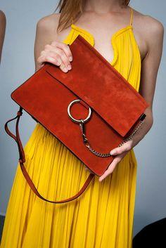 Chloé Spring 2015 Ready-to-Wear Fashion Show Beauty
