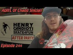 ADITL Of Chadd Sinclair: Episode 244 - Rodney Mullen & World Round Up Af...