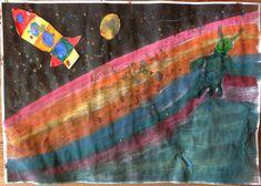 Zabydlujeme objevená vesmírná tělesa Symbols, Letters, Painting, Art, Art Background, Icons, Painting Art, Letter, Kunst