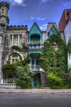 Quartier Latin, Montreal, QC by The Silent Man_, via Flickr