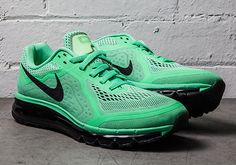 "Nike Air Max 2014 ""Light Lucid Green"""