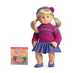 American Girl® Clothing: Fair Isle Skirt Set Abigail really likes this outfit for her Annie doll.