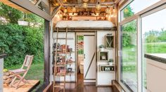 From a shipping container tiny house to several solar-powered stunners, these designs show how sophisticated micro home design has become and challenge our imaginations of what tiny houses can be. Take a closer look.