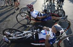 Modified bikes help wounded veterans heal in Honor Ride