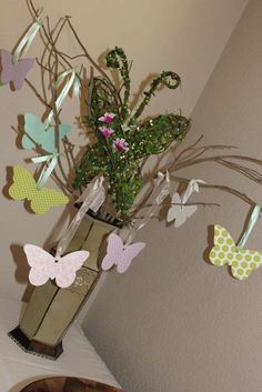 Garden Fairy Birthday Party Ideas | Photo 75 of 81 | Catch My Party