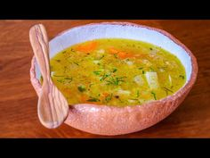 Παραδοσιακή Χορτόσουπα (Λαχανικών)! | Τιμολέων Διαμαντής - YouTube Greek Recipes, Guacamole, Stew, Mexican, Cooking, Ethnic Recipes, Youtube, Food, Curries