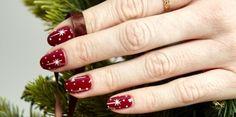 'Tis the season for festive AF nails!