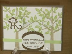 Stampin Up Season of Friendship