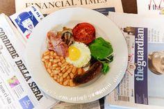 English breakfast at #SloanSquare