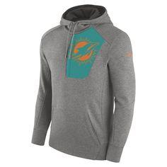 199bf80180f Fly Fleece (NFL Dolphins) Men s Hoodie