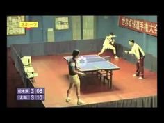 Funny ping pong match and Time out
