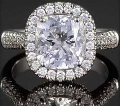 Cushion Cut Engagement Rings - Must Know Information About Cushion Cut Rings - Wedding Blog - Wedding Ideas, Fun Facts And Trivia