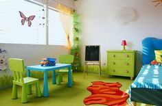 colorful toddler bedroom ideas furniture
