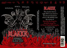 BLAKKR from Surly, 3 Floyds, and Real Ale Brewing