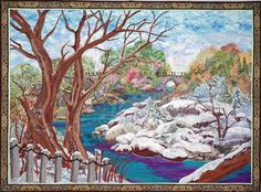 The Seasons - Media - Quilting Daily