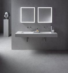 ME Lavabo da incasso sottopiano by DURAVIT design Philippe Starck Philippe Starck, Duravit, Decor Interior Design, Interior Decorating, Washbasin Design, Timeless Bathroom, Vanity Basin, Powder Room Design, Dream Bath
