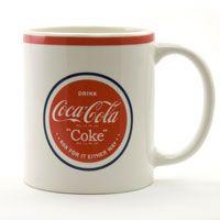 Coca-Cola® 12 oz. Coffee Mug