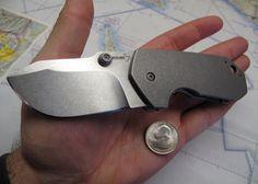 Maybe my next EDC pocket knife.