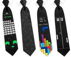 Classic #gaming #ties | #corbatas