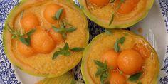 Melon Soup #CookingClasses #Provence @venisenprovence