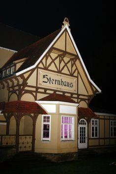 Sternhaus in Wolfenbüttel