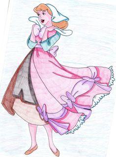 Cinderella by ~Gaggiolina92 on deviantART