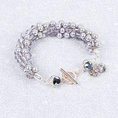 Lilac Haze Bracelet