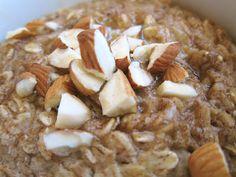 Tone It Up - Recipe Profile - Banana bread baked oatmeal