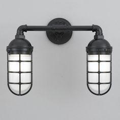 cool bathroom light fixtures - Google Search