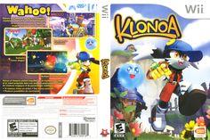 Wii Klonoa