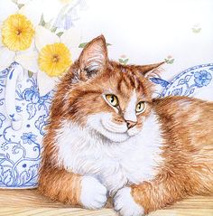 Cats Series 2016033 DIY PDF Digital Counted Cross Stitch Premium Pattern #XstitchStudio
